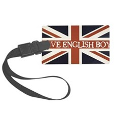 iloveenglishboys Luggage Tag