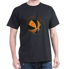 basketball-black-orange T-Shirt