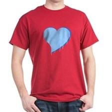 Icicle Heart T-Shirt