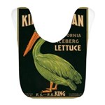 King Pelican Label Bib