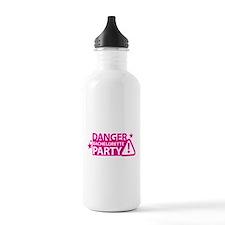 Danger Bachelorette party Sports Water Bottle