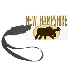 NHMoose Luggage Tag