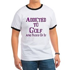 Unique Humorous golfing T