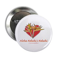 "Birds of Paradise 2.25"" Button (10 pack)"