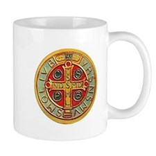 Medal of St. Benedict Small Mug