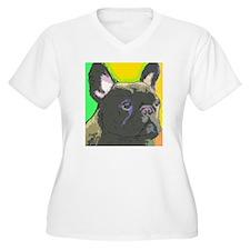large brindle caf T-Shirt