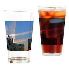 JanuaryNYC Drinking Glass