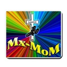 Motocross Mom Mousepad