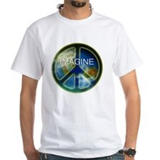 peace sightx2nfont copy Shirt