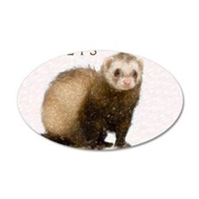 ferretcalcover Wall Decal
