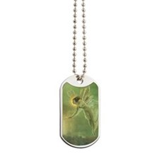 Mystical Lake Fairy Dog Tags