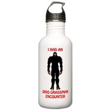 big foot copy Water Bottle