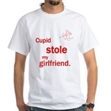 Cupid Stole My Girlfriend Shirt