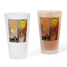 bring money Drinking Glass