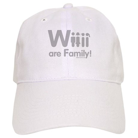Wii are Family Cap