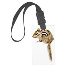 chipmunk-tail Luggage Tag