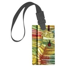 The Lamb by Paul Klee Luggage Tag
