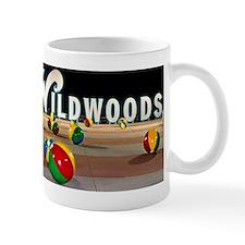 Wildwoods Sign Wildwood New Jersey Mug
