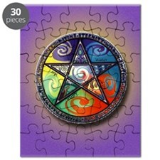 pentacle elements i-phone slider Puzzle