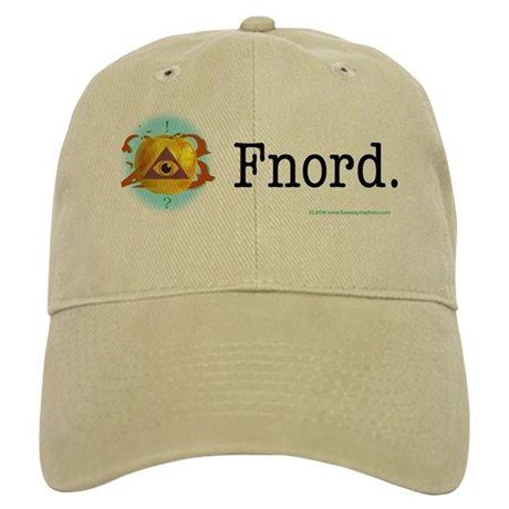 Golden Apple Fnord Cap