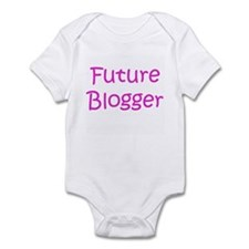 Future Blogger Onesie