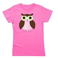Its A Girl Owl Girl's Tee
