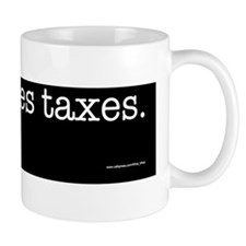 Jesus taxes Mug