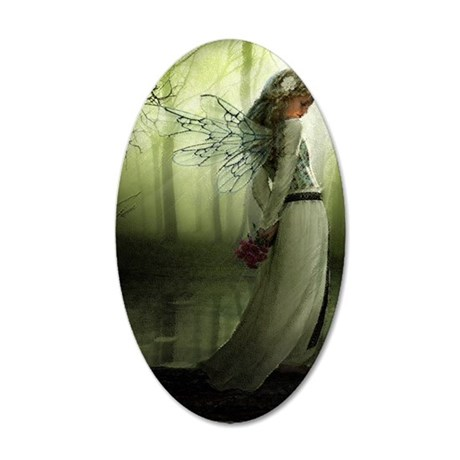 iphonefairy 35x21 Oval Wall Decal