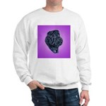 Black Shar Pei Sweatshirt