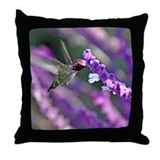 001 Throw Pillow