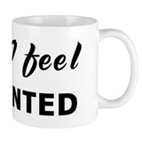 Today I feel untainted Mug
