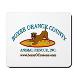 Boxer OC Rescue Mousepad