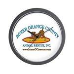 Boxer OC Rescue Wall Clock
