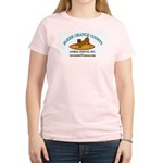 Boxer OC Rescue Women's Pink T-Shirt