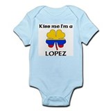 Lopez Family Infant Bodysuit