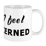 Today I feel unconcerned Mug