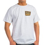 Ash Grey Surf Motel T-Shirt