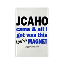 JCAHO Came Rectangle Magnet (100 pack)