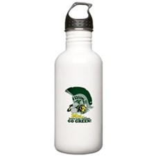 sparty is hungry Water Bottle