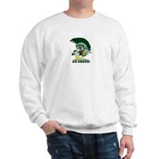 sparty is hungry Sweatshirt