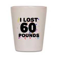 60Party Shot Glass