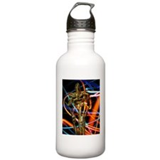 Techno Iris C copy Water Bottle