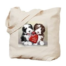 Be mine valentine Tote Bag