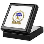 AMIOT Family Crest Keepsake Box