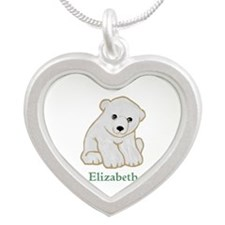 Baby Polar Bear Necklaces