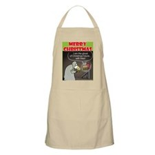 Christmas Ghost Apron
