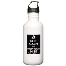 Keep Calm and Prep Water Bottle