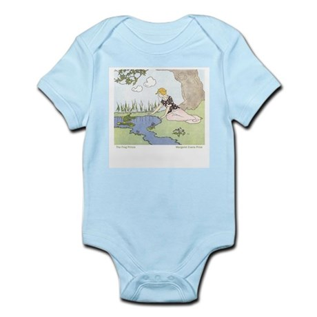 Price's Frog Prince Infant Bodysuit