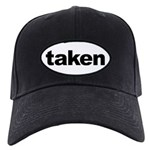 """taken"" Black Cap"