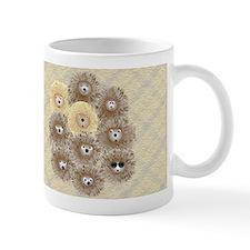 Hedgehog Party Mugs